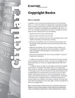 Copyright Circular 1