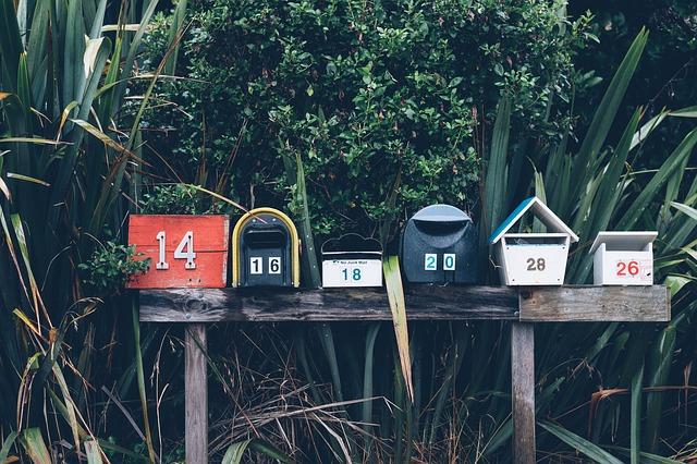 mailboxesCC0